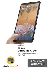 More details for new samsung galaxy tab a7 lite 8.7