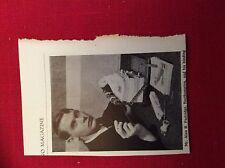 m12z ephemera 1950s picture alan b partridge northampton book binding