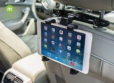 360°Car Back Seat Headrest Mount Holder Stand for 7~13Inch Phone Tablet PC iPad