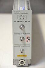 HP Agilent Keysight 70907A External Mixer Interface Module