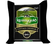 100% Natural Cheese Vintage Cheddar Kerrygold/ Aged over 2 years / Free Shipping