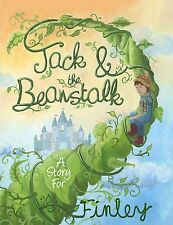 Personalised Jack and the Beanstalk Softback Childrens Book