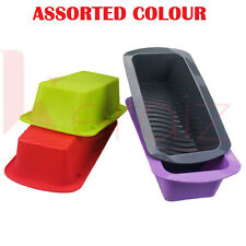 Silicone Bread Loaf Mould| Non Stick Bakeware Baking Pan Oven Soap Mould DIY