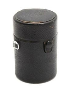 Excellent Takumar 105mm f2.8 Lens Case (Black) #M1201