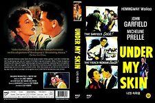 Under My Skin,1950 (DVD,All,Sealed,New) John Garfield