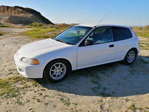 1995 Honda Civic CX