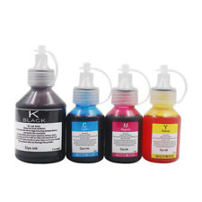 Refill ink replace  Brother BT6000 BT5000 Black 100ml cyan magenta yellow 50ml