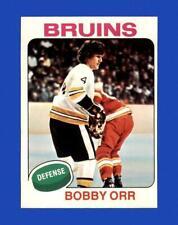 1975-76 Topps Set Break #100 Bobby Orr NR-MINT *GMCARDS*