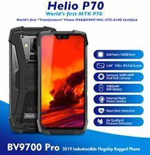 Blackview BV9700 Pro IP68 4G Smartphone Rugged Night Vision Helio P70 6GB+128GB