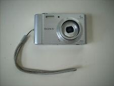 Sony DSC -W800 digital camera 20.1 MP-PLEASE READ