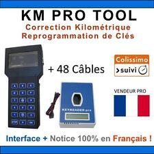 TACHO PRO 2008 - Correction Kilométrique et Clés Autocom / Delphi / SBB  COM VAG