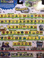 The Grossery Gang Series 3 Putrid Power - 40 Random No Duplicates collectibles