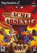 Looney Tunes ACME Arsenal (Sony PlayStation 2, 2007)