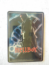 Hellboy (DVD, 2004, 1-Disc) Steelbook Region 4