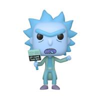 POP Animation: Rick & Morty - Hologram Rick Clone Funko POP! Vinyl Figure #659