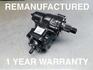 300D 300TD 300CD 280CE 280E 240D 230 Power Steering Gear Box - REMANUFACTURED