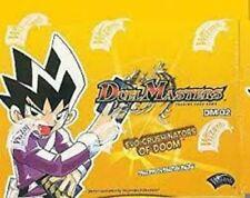 Duel Masters TCG - Evo Crushinators of Doom DM-02 Cards - You Choose