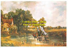 L101741 Haywain. Constable. Cruise Missiles. Peter Kennard. The Two Bases Chosen