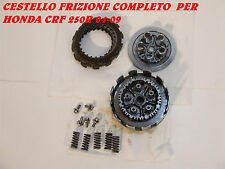 CAMPANA FRIZIONE CLUTCH HOUSING HONDA CRF 250R 04/09 RICAMBI  MOTO ENDURCROSS