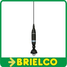 Antena CB 27mhz 945mm flexible base palomilla y conector Dv27 sirio Omega Bd9208
