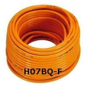 PUR-Kabel H07BQ-F 5G4 H07BQ-G 5x4  50m Baustellenkabel