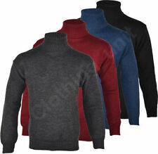 Funnel Neck Unbranded Regular Jumpers & Cardigans for Men