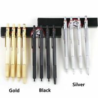 New 2.0mm 0.9/1.0mm 0.7mm 0.5mm Drafting Metal Mechanical Pencil For Drawing