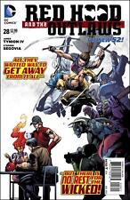 RED HOOD AND THE OUTLAWS #28 DC COMICS