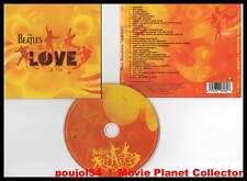 """THE BEATLES """"Love"""" (CD) 26 Titres 2006"""