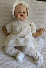 "New ListingVintage 1961 Madame Alexander Large ""Kitten� Baby Doll 22 Inch"