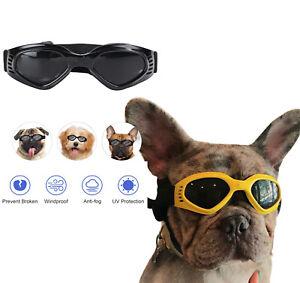 Pet Dog Goggles Foldable Protection UV Sunglasses Windproof for Medium Small Dog