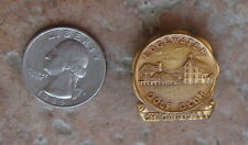 Antique Vintage Edgewater Golf Club Chicago Illinois Golf Medal Pin
