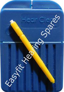 NEW Starkey HearClear Wax Guards (Pack 8)