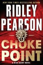 BRAND NEW Book A Risk Agent Novel: Choke Point 2 by Ridley Pearson Hardcover
