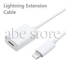 Prolunga Cavo Lightning 8 pin M/F Dati Ricarica per Apple iPhone iPad iPod iOS