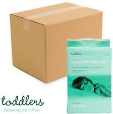 Disposable Bed Mats x 60 TODDLER BABY Mattress Protector Cot potty training BULK