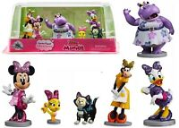 Disney Minnie Mouse Six Figure Play Set Ages 3+ Toy Gift Daisy Duck Pluto Gift