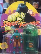 Street Fighter Movie Fighter Blanka Hasbro Capcom
