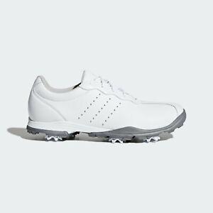 adidas Ladies Adipure DC Golf Shoes Sizes 4.5-8 White RRP £85 Brand New F33616