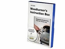 TORMEK  How-To Sharpen Woodturner's Tools: 80 minute DVD and Comprehensive Book