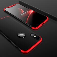 Funda 360 Hybrid GKK para iPhone X iPhone XS  case completa hibrida + CRISTAL