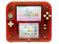 Nintendo 2 Ds  +1 AÑO DE GARANTIA ! Ultima Unidad ! Muy escasa