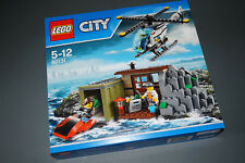 LEGO City 60131 Gauner-Versteck OVP MISB