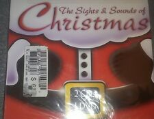 THE SIGHTS & SOUNDS OF CHRISTMAS: HOLIDAY JAZZ & CELTIC CDs + VIRTUAL SCENES DVD