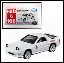 TOMICA 168 DREAM Initial D MAZDA FC3S RX-7 REDSUNS TOMY Diecast Car New