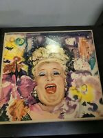 Record Album and Book Sophie Tucker - Golden Jubilee Limited Edition SIGNED VG