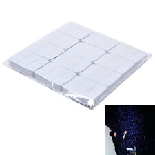 12pcs White Snowflakes Paper Snowstorm Magic Trick Halloween Xmas Stage Prop SMS