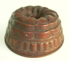 alte Kupferform - Kupfermodel  Guglhupf Backform (9)
