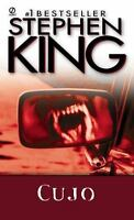 CUJO by Stephen King a paperback book FREE USA SHIPPING horror suspense steven