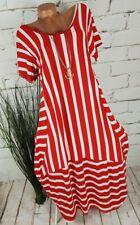 purchase cheap 58def 0957a Kleid Rot Weiß Gestreift günstig kaufen | eBay